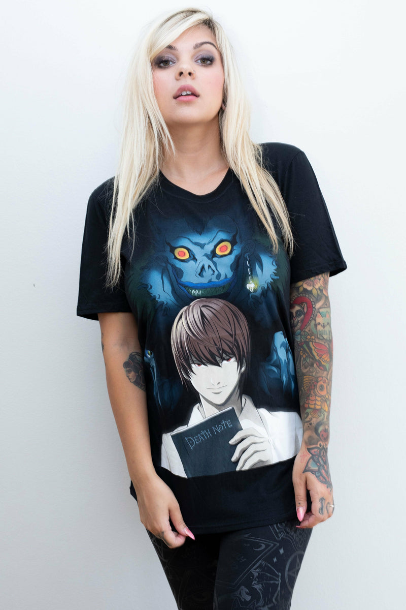 DEATH NOTE : BOOK OF THE DEAD T-Shirt