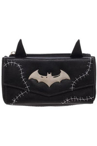 Catwoman Purse (with Cat Ears!) - Soft Kitty Clothing