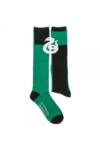 Slytherin Knee High Socks
