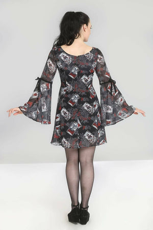 Tarot Card Dress