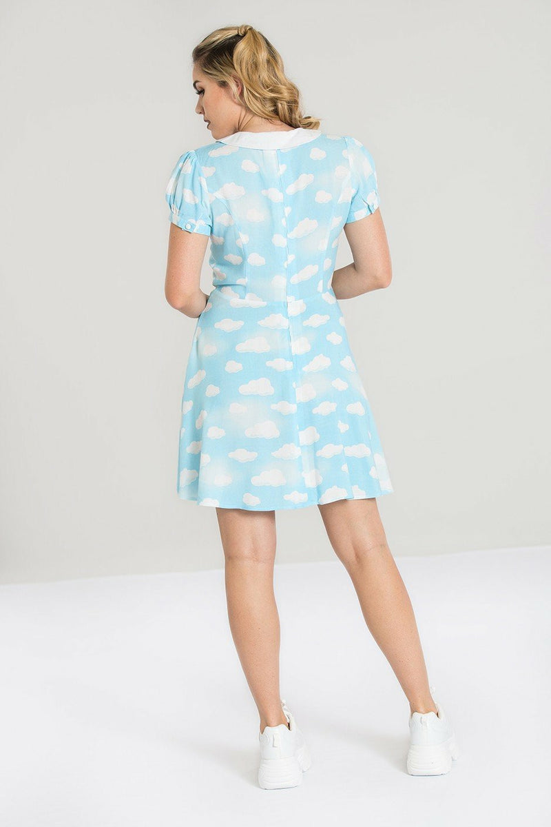Daydream Button Up Dress