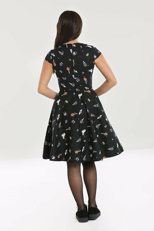 Trick or Treat 50's Dress