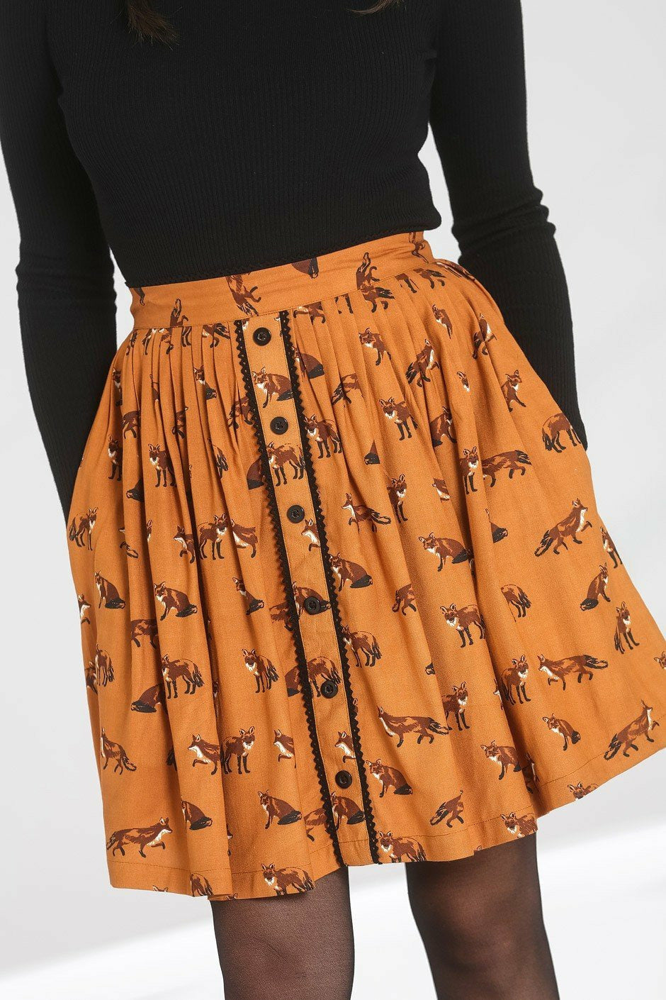 Fox 'Vixey' Skirt