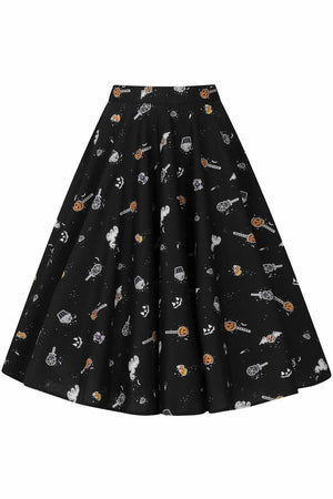 Trick Or Treat Skirt
