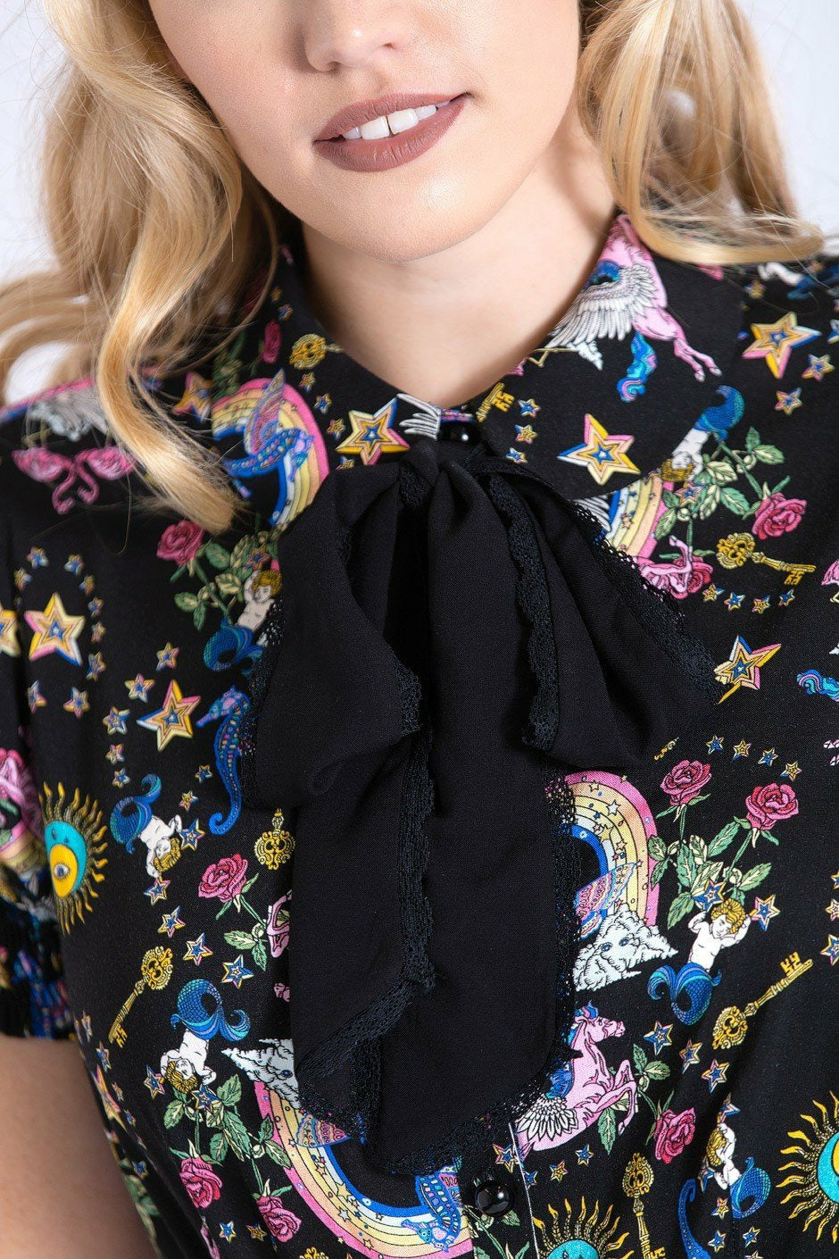 Moondance Unicorn Blouse