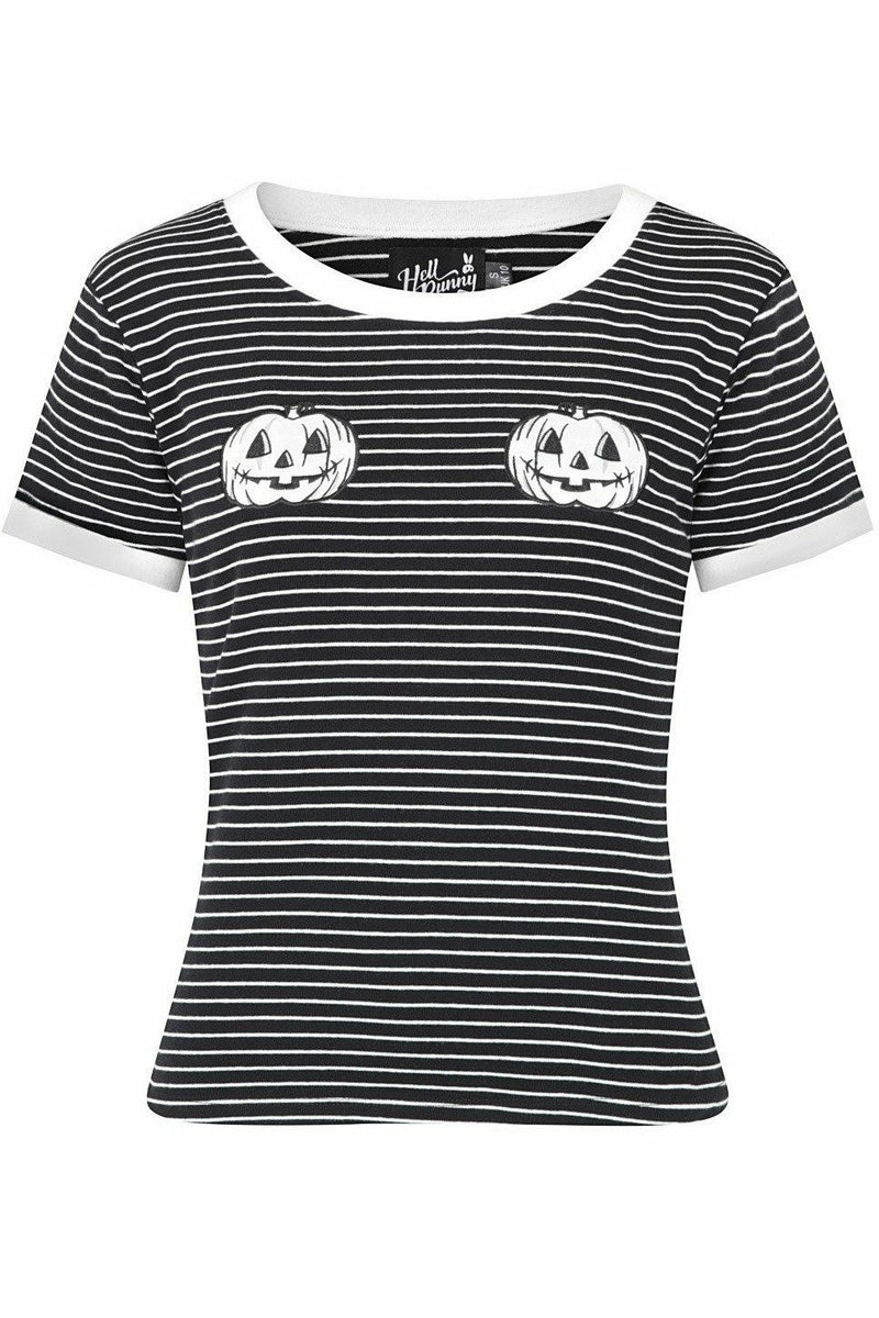 Skelli Stripe T-Shirt