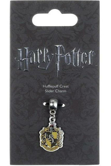 Harry Potter Hufflepuff Slider Charm (Silver Plated)