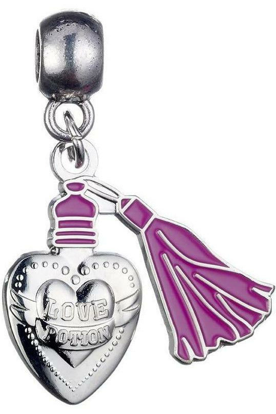 Harry Potter Love Charm (Silver Plated)