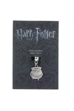 Harry Potter Cauldron Slider Charm (Silver Plated)