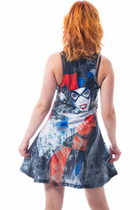 Harley Quinn Shadows Dress