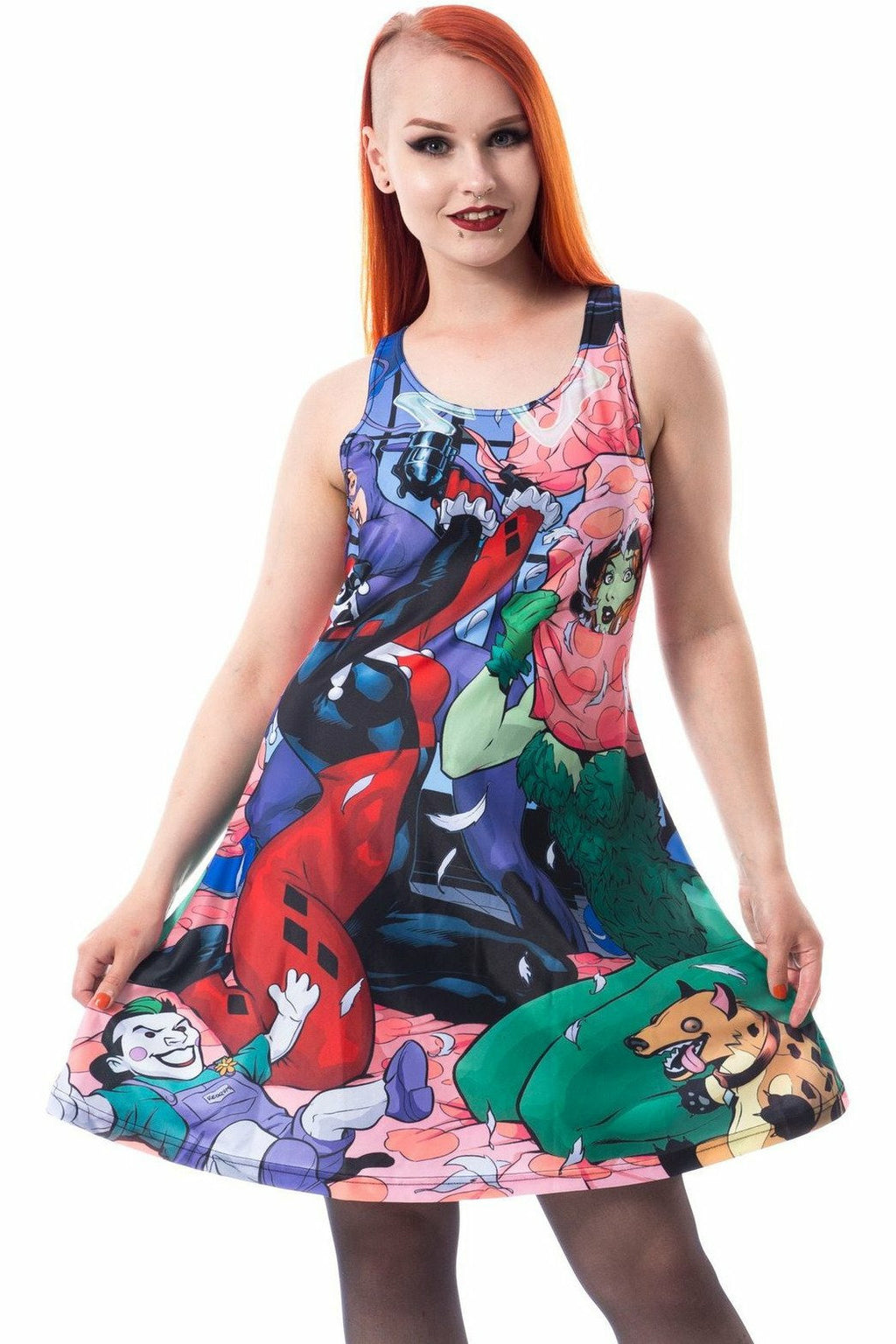 Harley Quinn's Slumber Party Dress