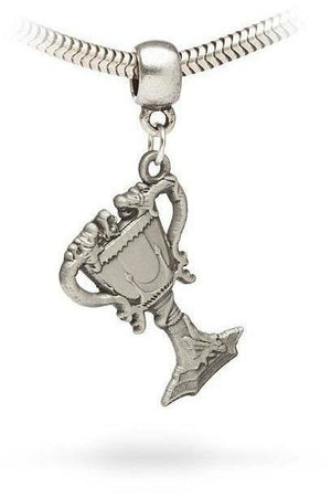Harry Potter Triwizard Cup Charm (Silver Plated)