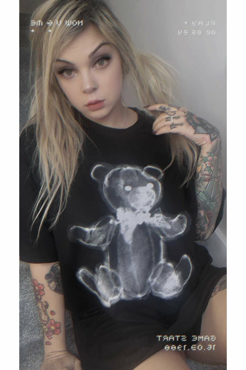 Teddy Bear Oversized T-Shirt
