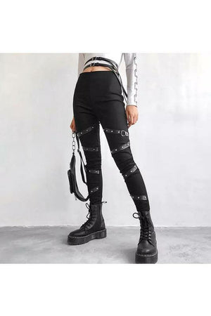 Strapped Up Leggings