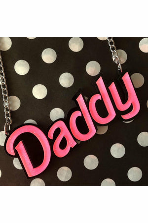 Daddy Necklace