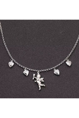 Cupid's Chokehold Necklace