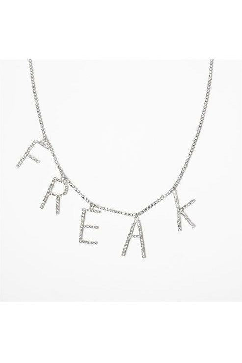 FREAK Diamanté Waist Chain