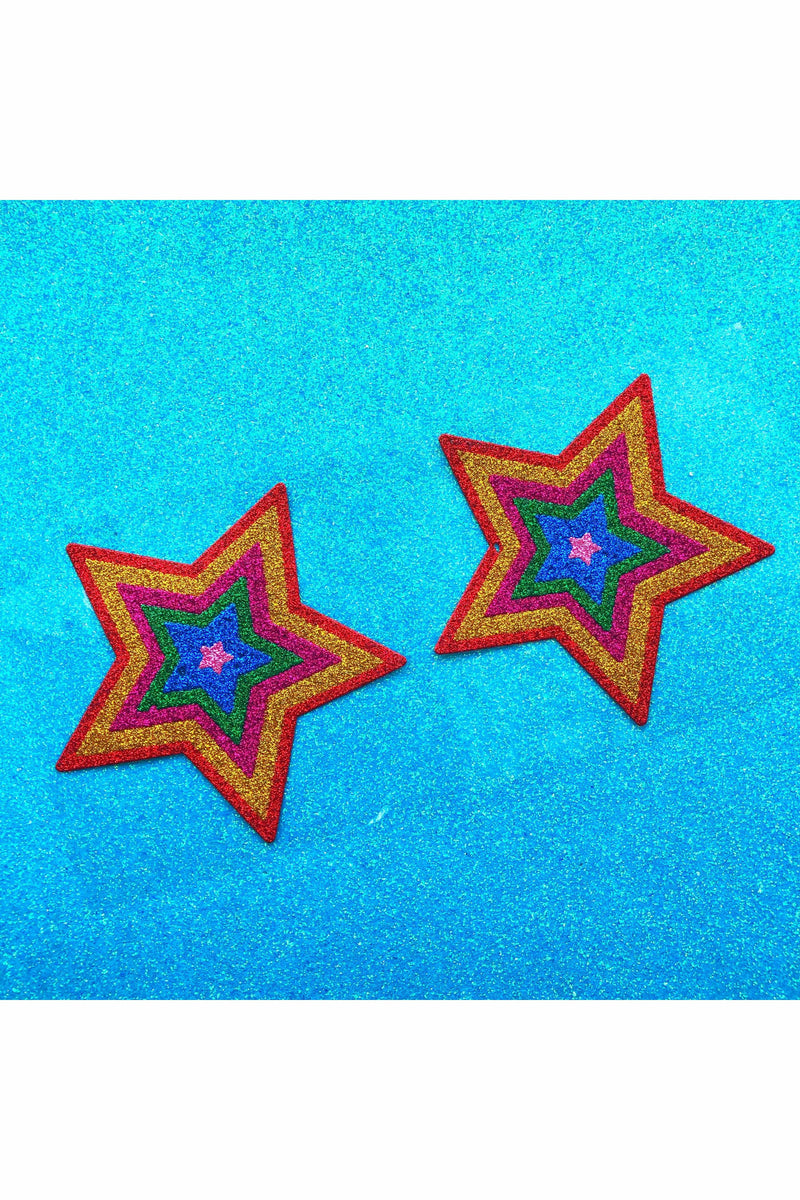Retro Star Pasties