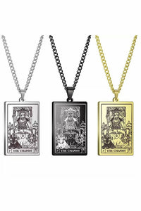 Tarot Card Necklace [Major Arcana]