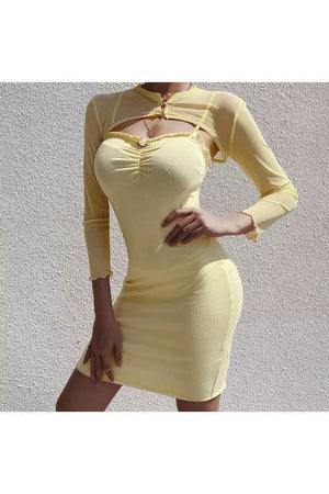 Belle of The Ball Bodycon