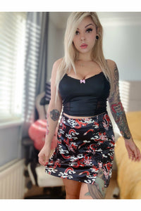 Oriental Dragon Skirt