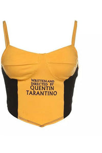 Written and Directed by Quentin Tarantino Bralet