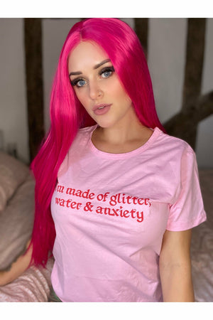 I'm Made Of Glitter and Anxiety T-Shirt