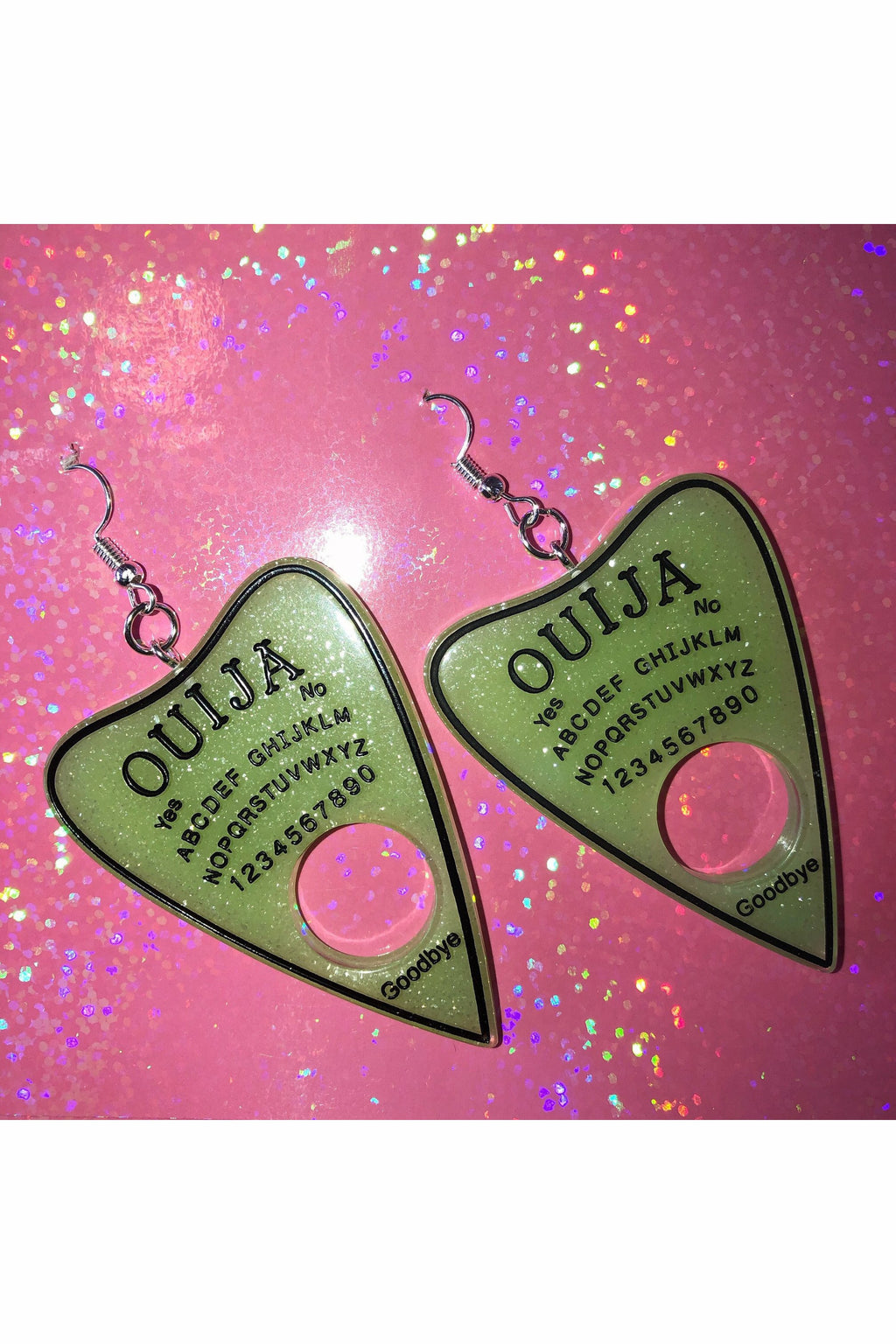 Ouija Glow Earrings