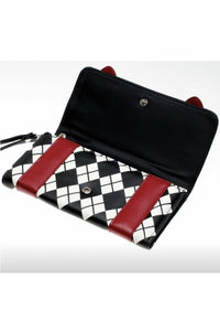 Harley Quinn Diamond Purse