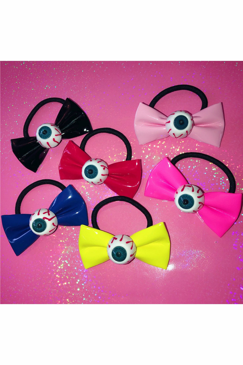 Eyeball Hair Bands