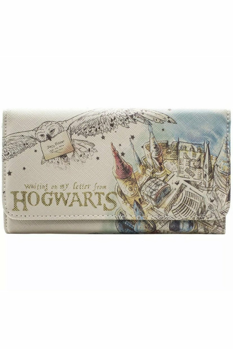 Harry Potter Watercolour Purse