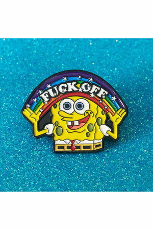 Imagination Pin