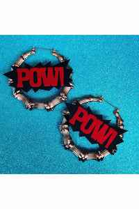 POW Earrings