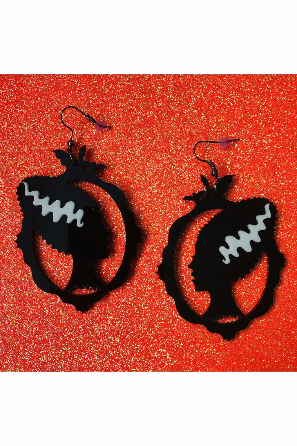 Franken-bride Earrings