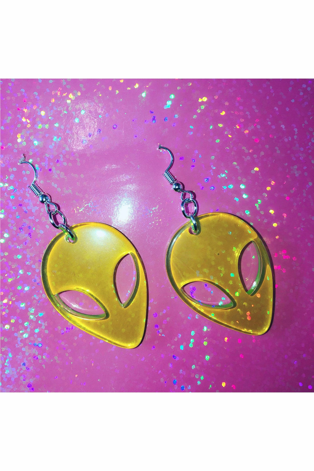 Area 51 Earrings