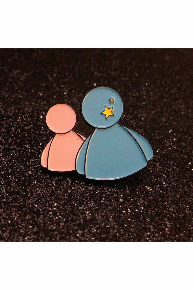 Messenger Pin
