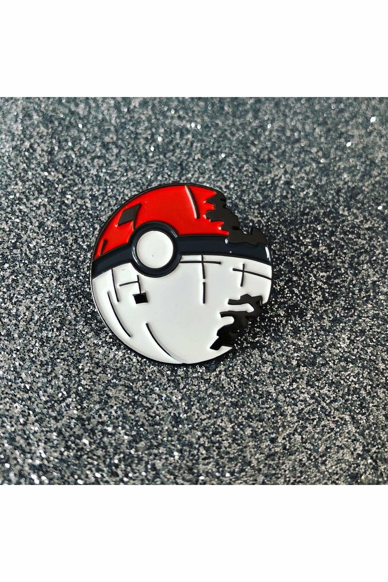Death Ball Pin