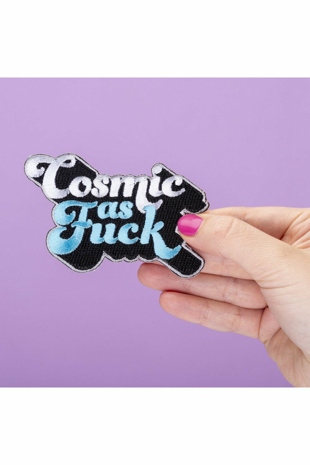 Cosmic As Fuck Patch