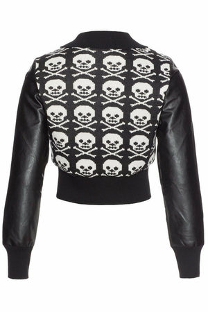 Skull Candy Bomber Jacket