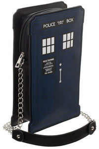 TARDIS Cut Out Handbag