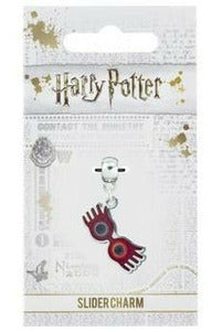 Luna Lovegood Glasses Slider Charm
