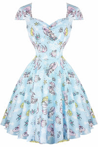 Hell Bunny Mermaid Dress