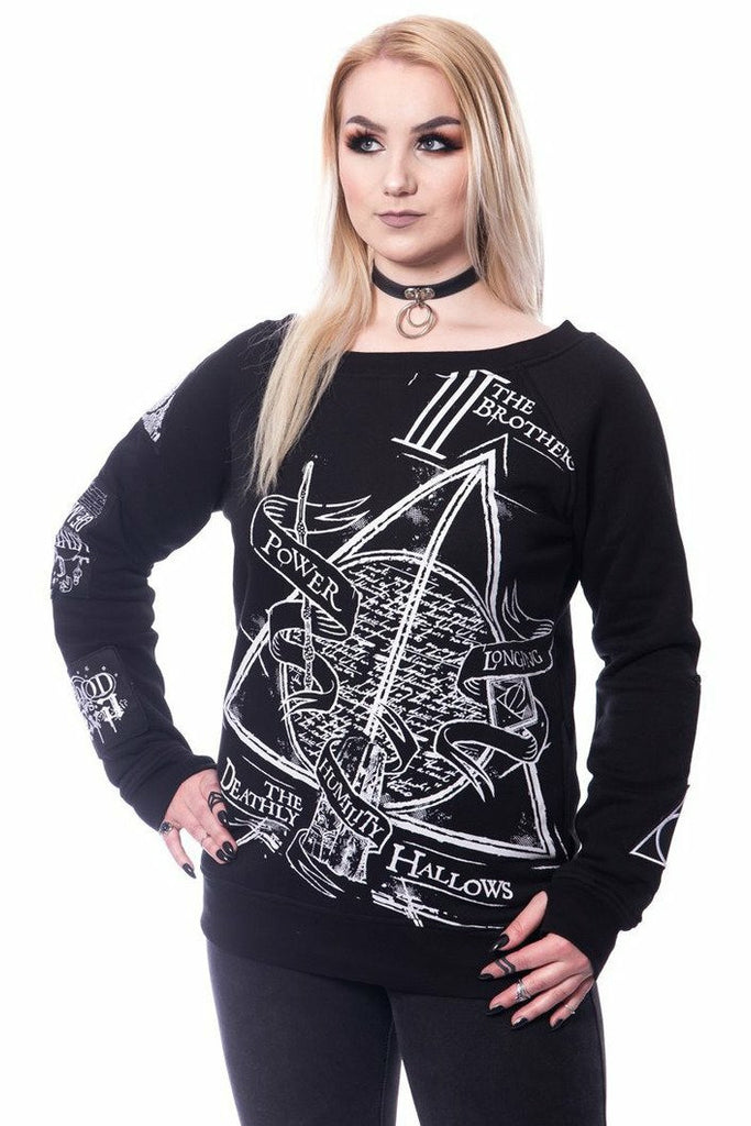 Harry Potter : Deathly Hallows Sweater