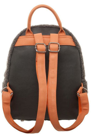PORG Fluffy Backpack