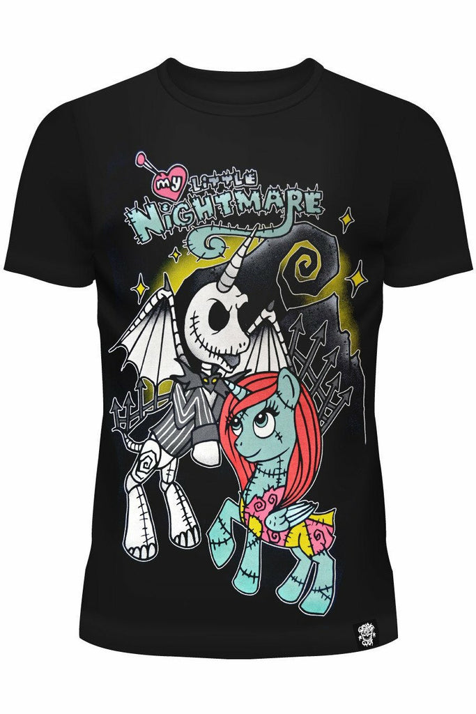 My Little Nightmare Pony T-Shirt