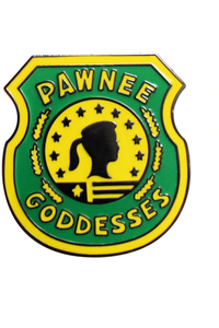Pawnee Goddesses Pin