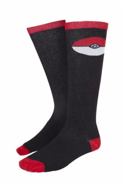 Pokemon Pokeball Socks