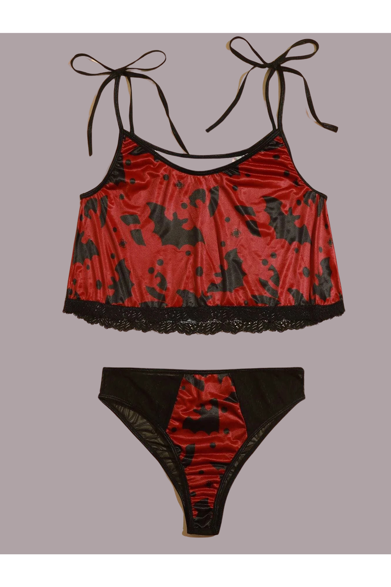 My Bloody Valentine Lingerie Set