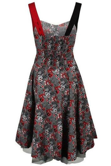 Harley Quinn HAHA Dress