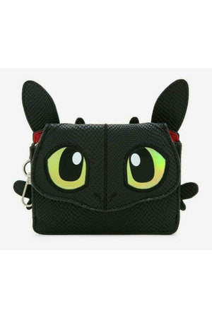How To Train Your Dragon : Toothless Coin Purse